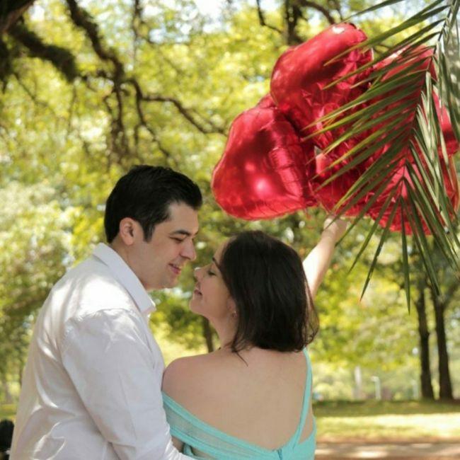 Nosso pré wedding ❤ 1