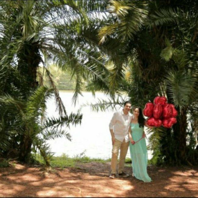 Nosso pré wedding ❤ 9
