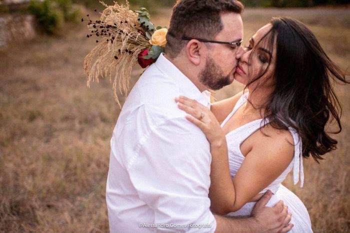 Ensaio pré wedding 👰🏻⛪️🤵🏼 1