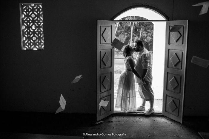 Ensaio pré wedding 👰🏻⛪️🤵🏼 2