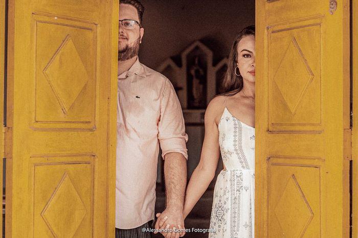 Ensaio pré wedding 👰🏻⛪️🤵🏼 5