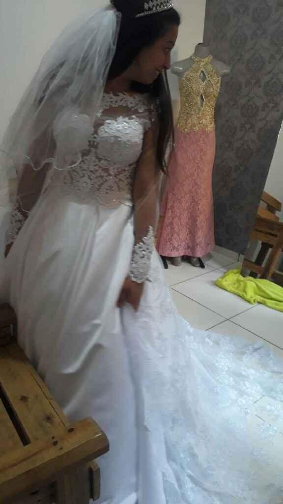 Vestido de Noiva!! - 2