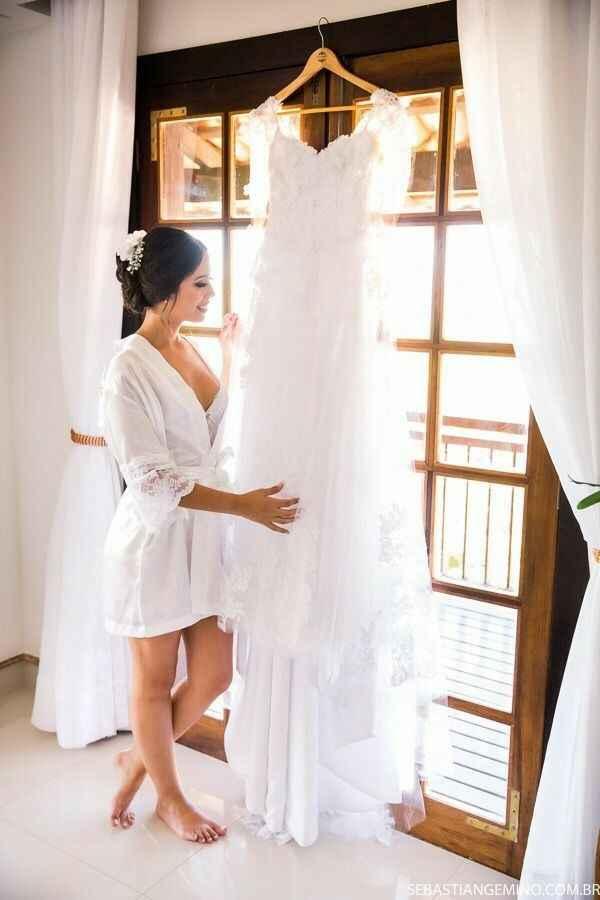 Minhas escolhas para o dia de noiva - Julianna Camile - 8