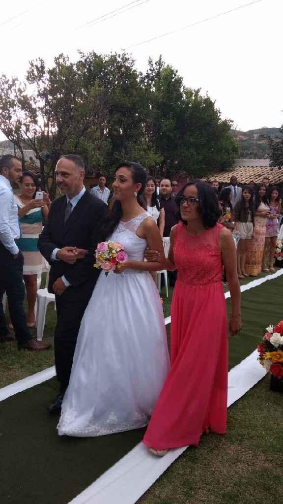 Mãe da noiva - 1