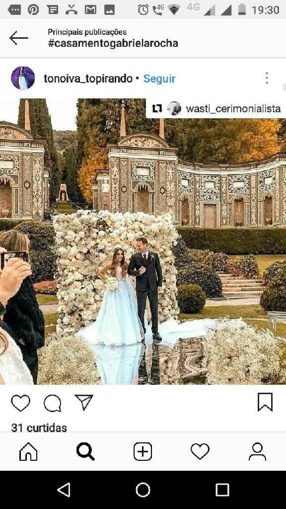 Casamento Gabriela Rocha. - 3