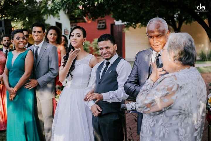 Poste uma foto que te dá saudades do casamento! - 1