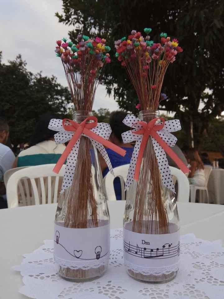 Tipos de flores artificiais - 1