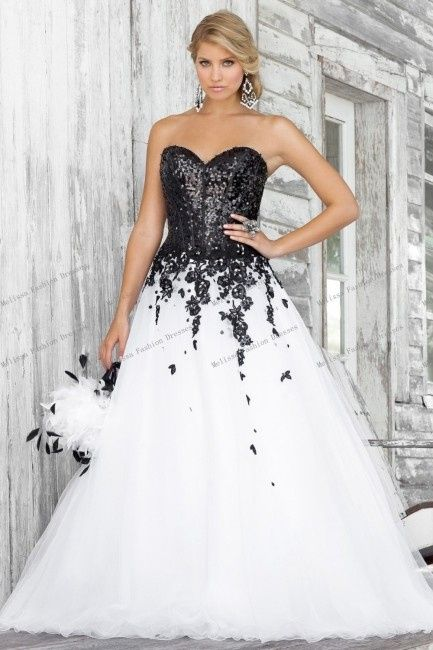 bfaa7a60a Vestido de noiva preto...Você usaria?