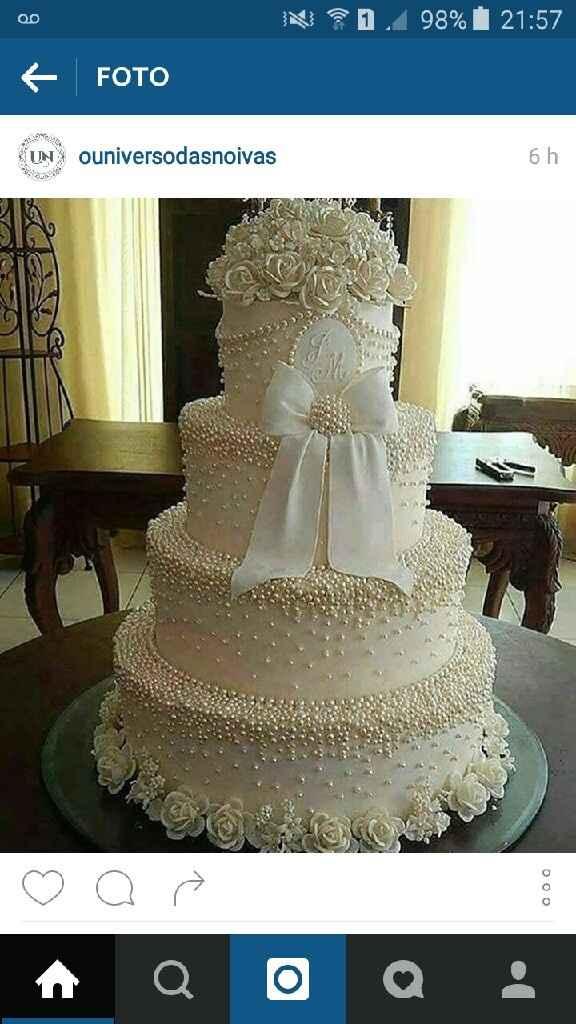 Escolhendo o bolo do casamento! #vemver - 1