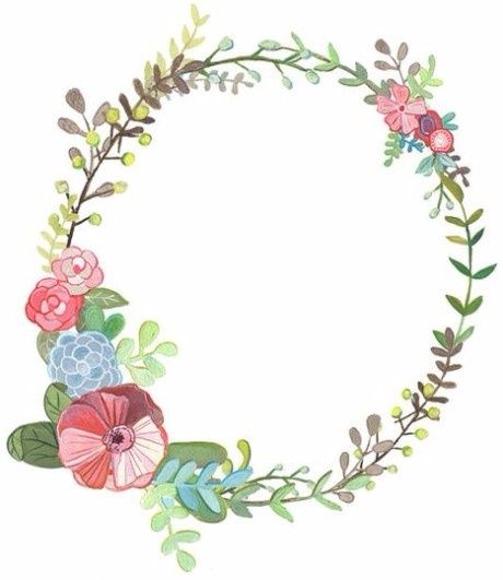 Downloads Monograma Floral Fundo Transparente