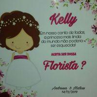 Daminha e Florista - 2