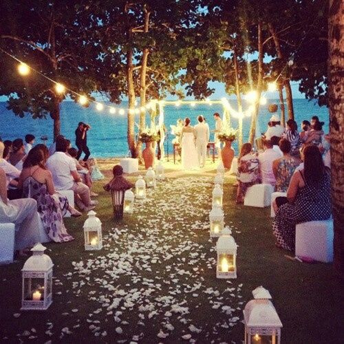 Fabuloso Casamento na praia GJ93