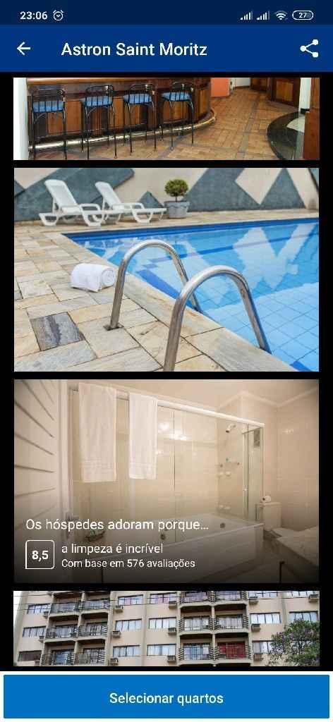 Hotel com banheira em Santo André? - 1