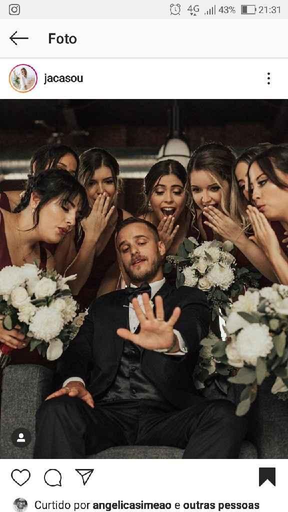 👔 Missão padrinhos de casamento: a foto divertida com a noiva - 1
