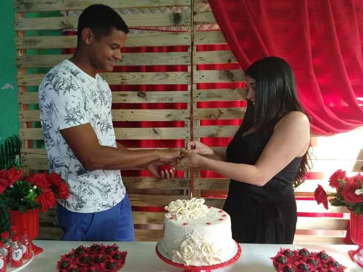Meu noivado ❤💍 - 4