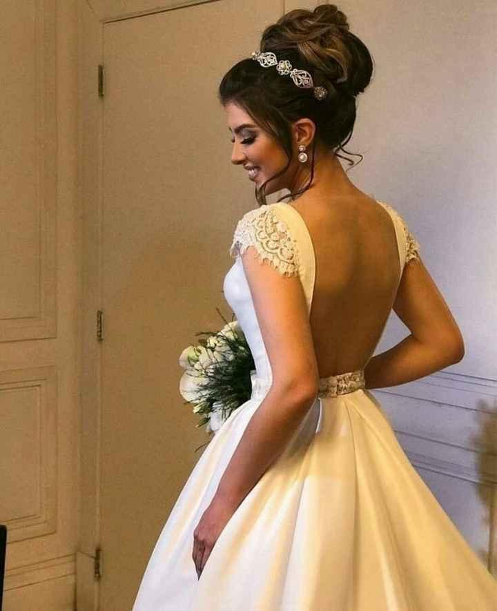 👰 Minhas escolhas para o dia de noiva - (hedla Samira) - 1