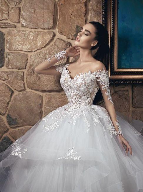 Escolha o corte do seu vestido 2