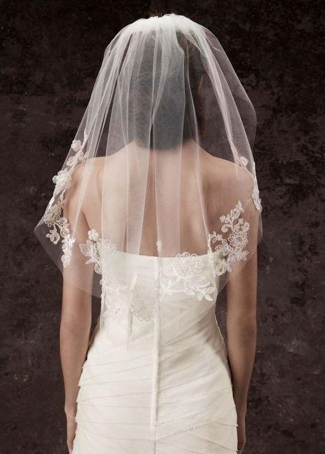 Escolha o seu véu 4