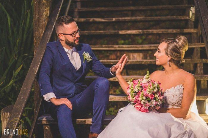 Ganhadora da 62ª edição do sorteio do Casamentos.com.br 1