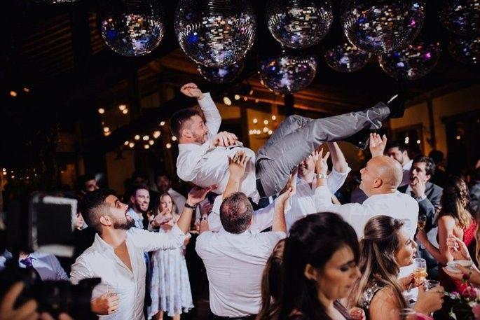 Quem é o seu noivo na pista de dança? 🤵 3