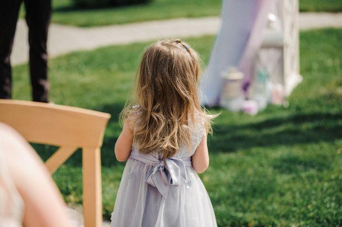 Quantas crianças tem na sua lista de convidados? 1