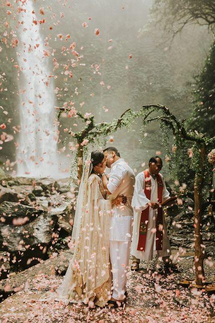 Você sabe como se escreve o nome desse estilo de casamento? 1