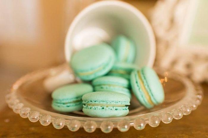 Você sabe como se escreve o nome desse doce para casamento? 1