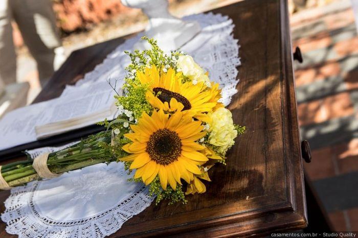 Fábrica de casamentos: o buquê 3