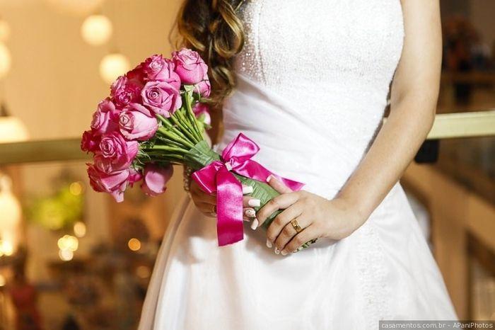 Fábrica de casamentos: o buquê 2