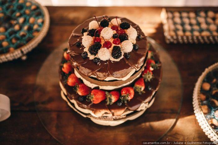Fábrica de casamentos: o bolo 4