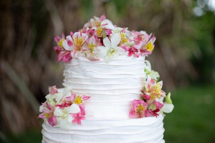 Fábrica de casamentos: o bolo 2