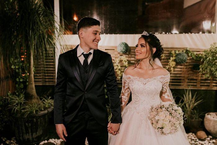 Pastinha de inspirações: vestidos de noiva 10