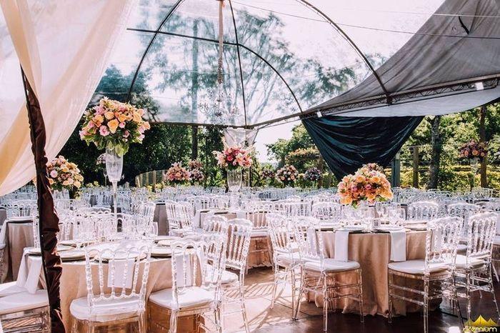 Gazebos (tendas) na decoração: pego, penso ou passo? 1