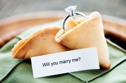 Já se sentiu frustrada com o seu pedido de casamento? 1