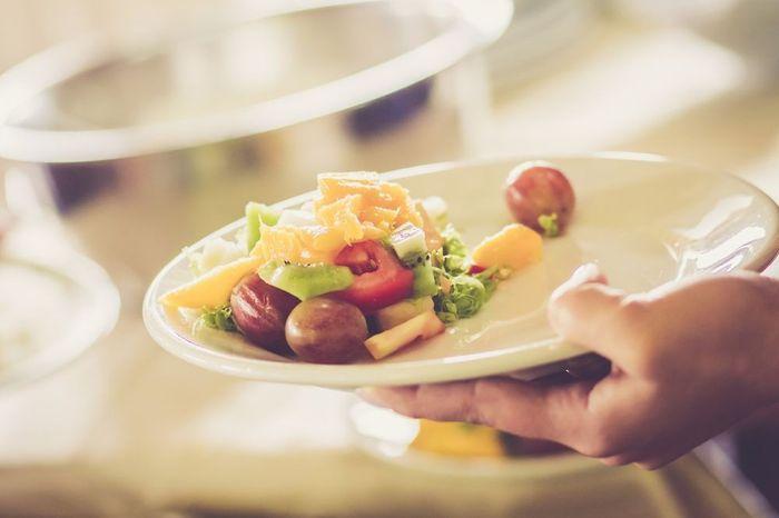 SuperChef: escolha a salada 1