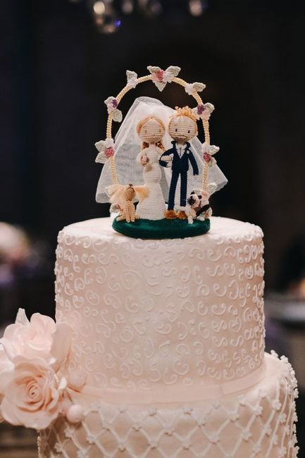 0 a 10: que nota você dá para este topo de bolo? 1