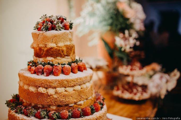 0 a 10: que nota você dá para este bolo? 1