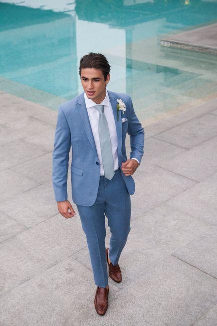 Escolha o melhor look para o noivo 1