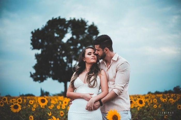 Qual look para pré-wedding você escolhe? 1