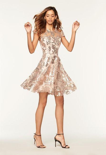 VOTE no seu vestido ideal para... o noivado! 2