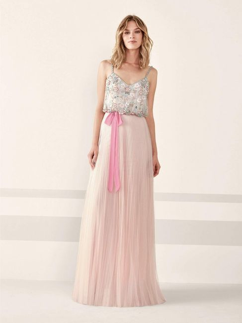 VOTE no seu vestido ideal para... o noivado! 3