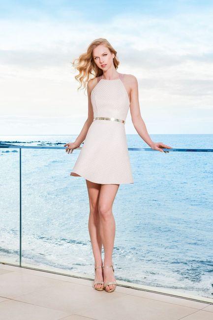 VOTE no seu vestido ideal para... o noivado! 1