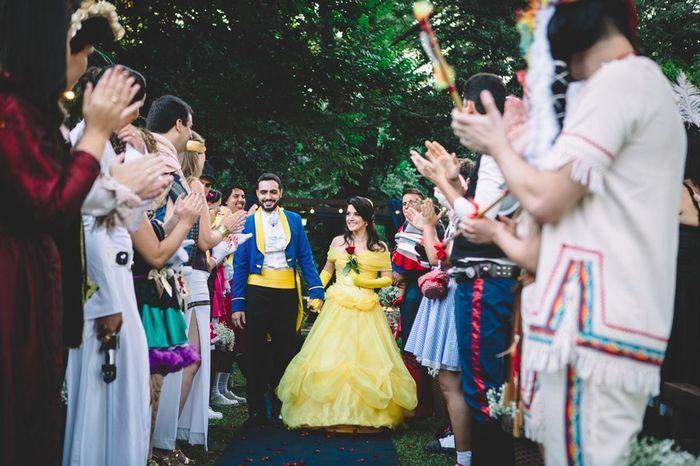 Casamento: a cara dos noivos X agradar os convidados? 1
