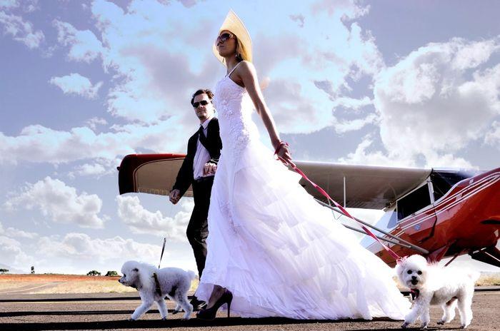 Vai ter ensaio pós-wedding? 1