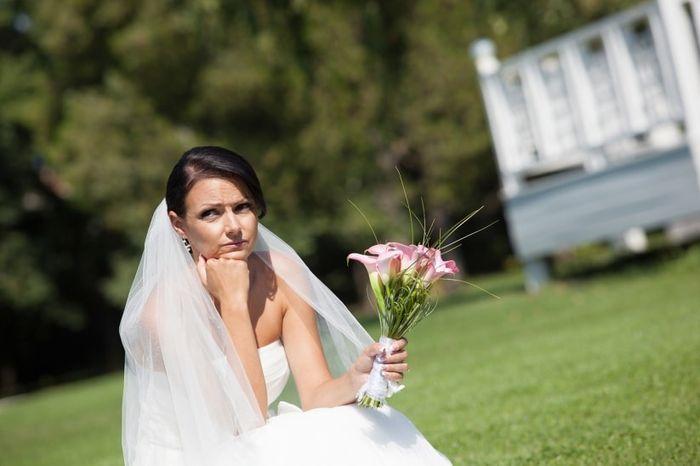 Qual é a sua maior preocupação sobre 'a vida após o casamento'? 1