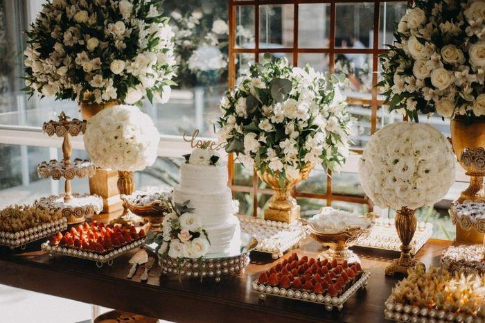 ❣ Casamento estilo 'bolo e champanhe': dicas e inspirações! 5