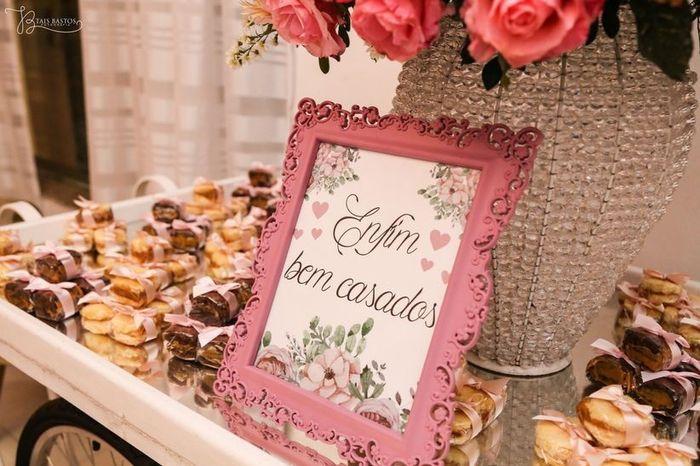 ❣ Casamento estilo 'bolo e champanhe': dicas e inspirações! 8