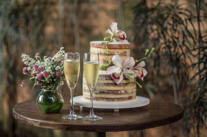 ❣ Casamento estilo 'bolo e champanhe': dicas e inspirações! 1