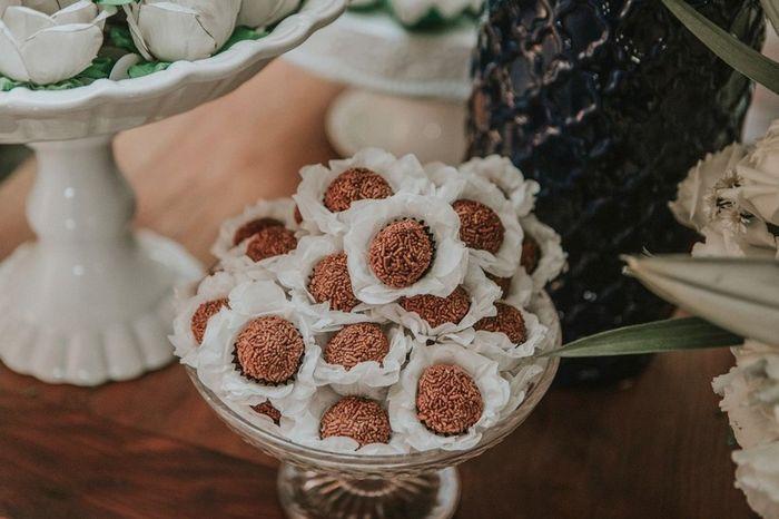 ❣ Casamento estilo 'bolo e champanhe': dicas e inspirações! 4