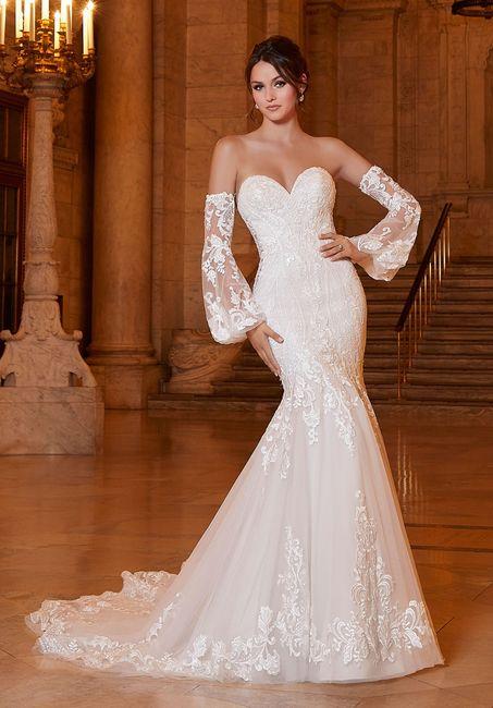 4 vestidos de noiva: qual é o seu? 2